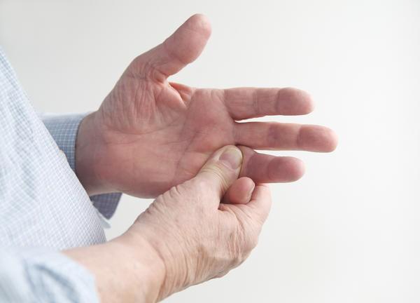 Безымянный палец