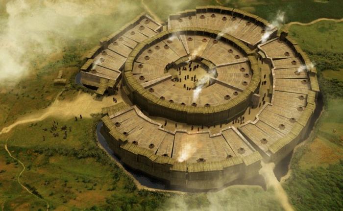 АРКАИМ Город — Храм — Обсерватория