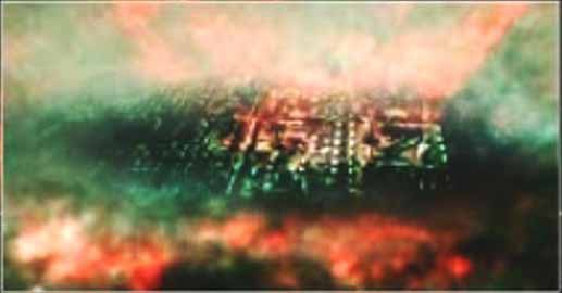 Засекреченные фотографии орбитального телескопа «Хаббл» (3 фото)