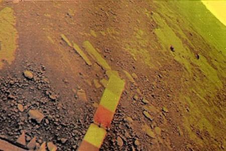 Фотографии с поверхности Венеры (8 фото + 2 видео)