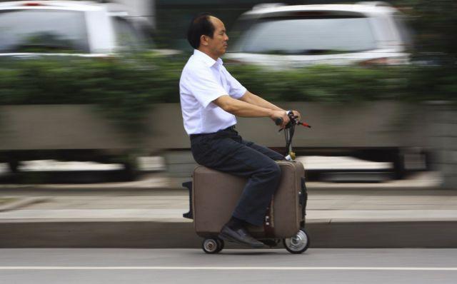 Поделки гаражных китайских самоделкиных (45 фото+3 видео)