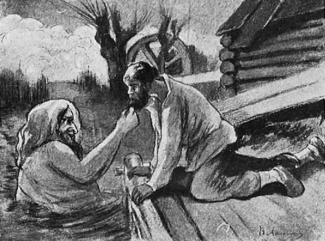 Нечистая сила в верованиях славян (6 фото)