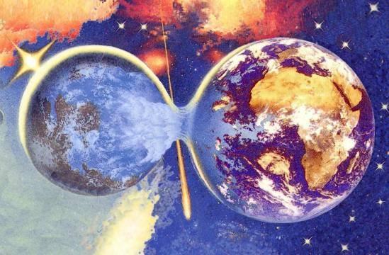Глория - Гипотетический двойник Земли (4 фото)