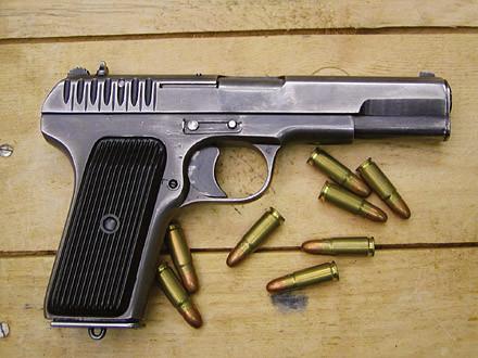 Пистолеты мира (45 фото)