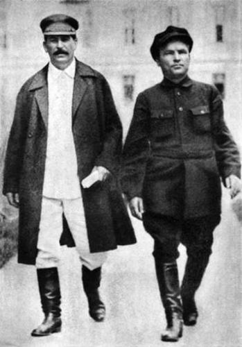 Личные колдуны Сталина (6 фото)