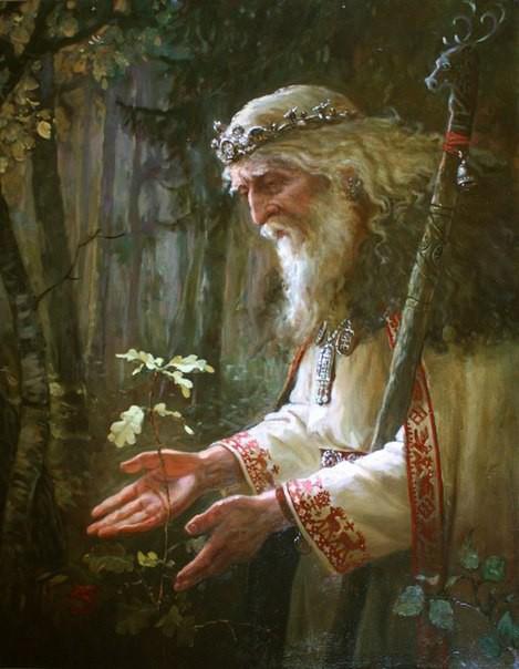 Славянские боги (28 фото)
