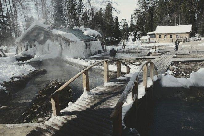 Топ 20. Самые целебные воды в России (11 фото)