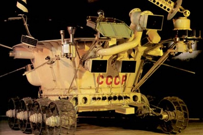 Что русские сделали на Луне (15 фото)