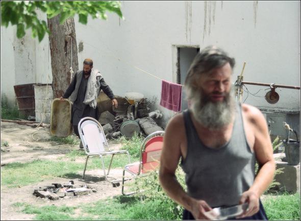 Побег из Кандагара. Как это было (15 фото)