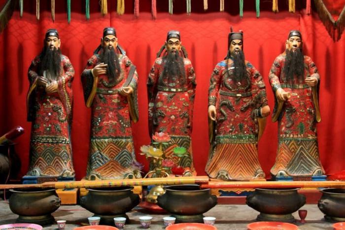 9. Китайская традиционная религия загробная жизнь, религии мира