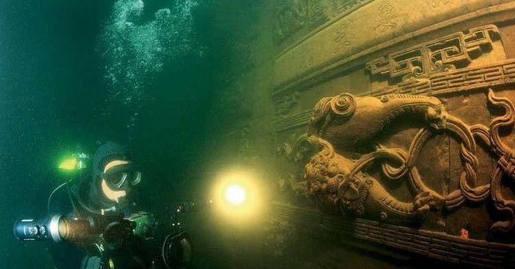 По следам Атлантиды: подводные города, которые мы уже обнаружили