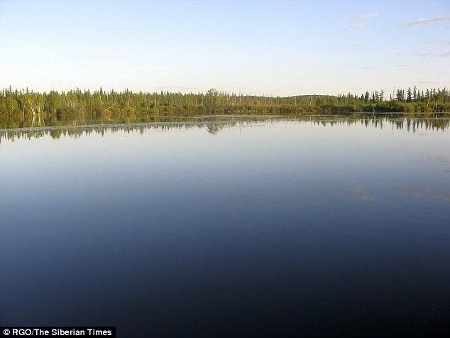 Российские ученые доказали: озеро Чеко не является кратером Тунгусского метеорита