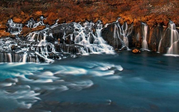 Самые необычные водопады мира (20 фото)