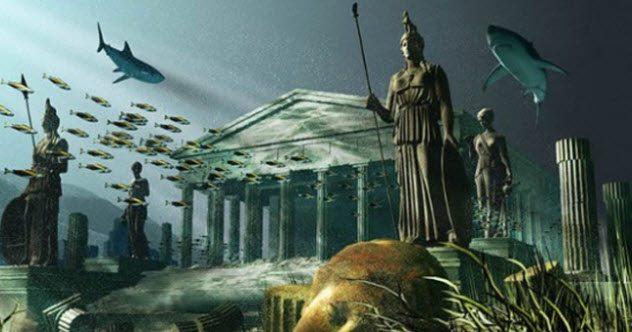 10 фактов о потерянной Атлантиде, о которых знают далеко не все (11 фото)