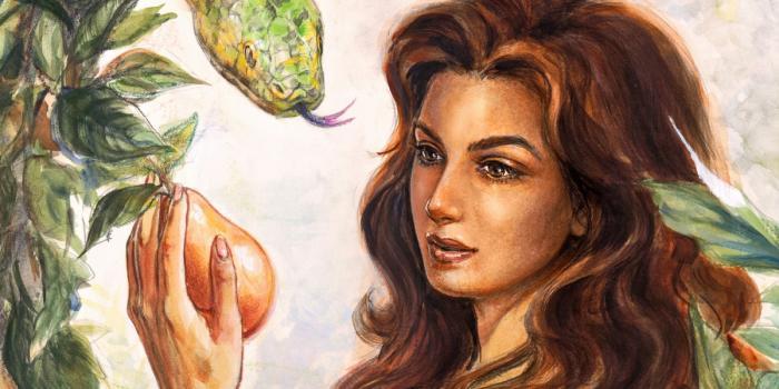 Кто такая демоница Лилит, почему Адам ушел от нее к Еве