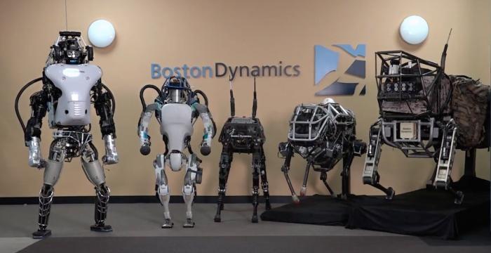 Вот они, роботы будущего. Кто заменит вас через 10 лет (7 фото 9 видео)