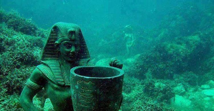 В поисках Атлантиды: подводные города, которые мы уже нашли