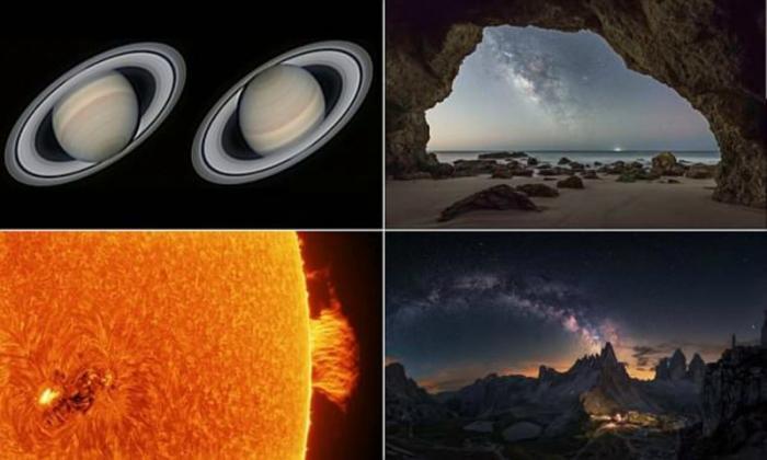 Лучшие космические снимки года с конкурса Astronomy Photographer of the Year 2018 астрономия, конкурс, космос, красиво, лучшее, планеты, фото, фотографы