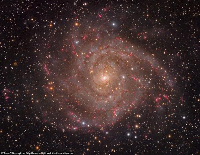 """""""Скрытая галактика"""". Том О"""