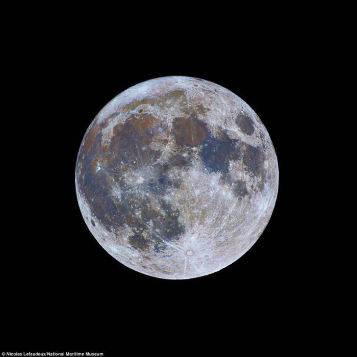 Николя Лефодо, Франция астрономия, конкурс, космос, красиво, лучшее, планеты, фото, фотографы