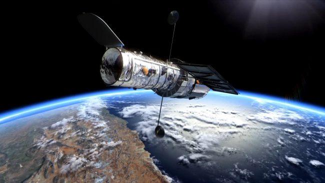 «Хаббл» сделал новое фото, которое напомнит вам, насколько вы ничтожны (2 фото)