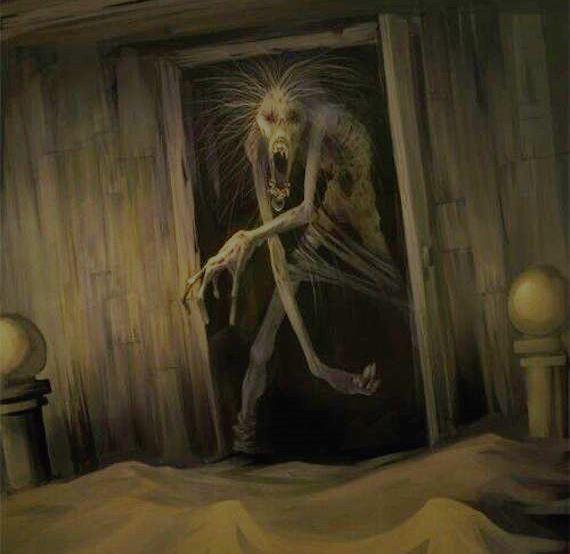 Монстры из шкафа существуют на самом деле? (5 фото)