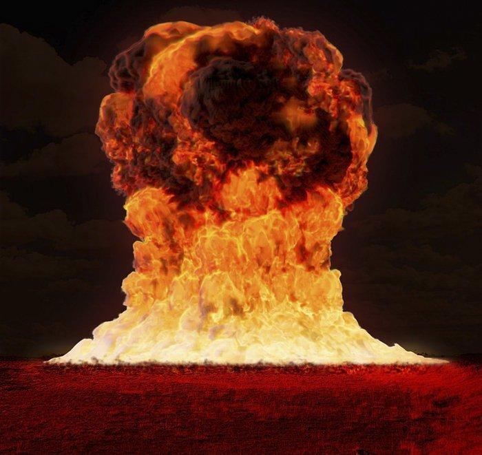2. Что делать после ядерного взрыва выживание, жизнь, знание - сила, познавательно, полезные идеи, полезные советы, советы, хочу все знать