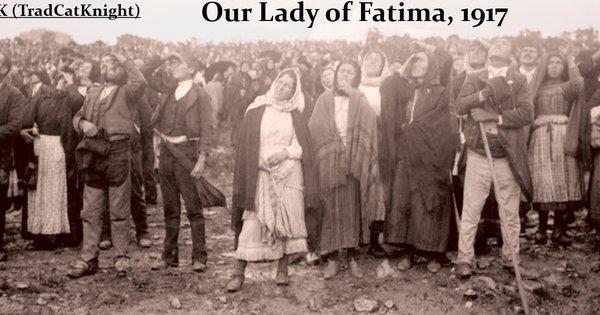 Три тайны Фатимы: существует ли пророчество о России, которое Ватикан скрывает от мира? (4 фото)
