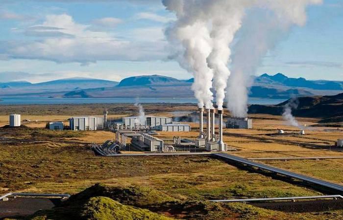 10. Геотермальные станции Исландии