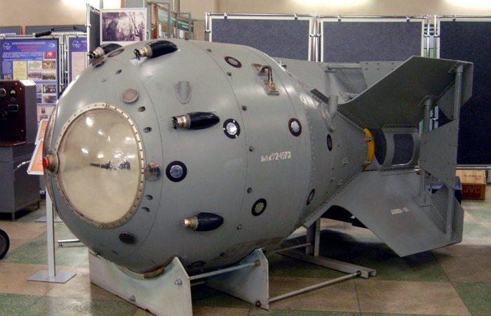 11. Советские ядерные боеголовки