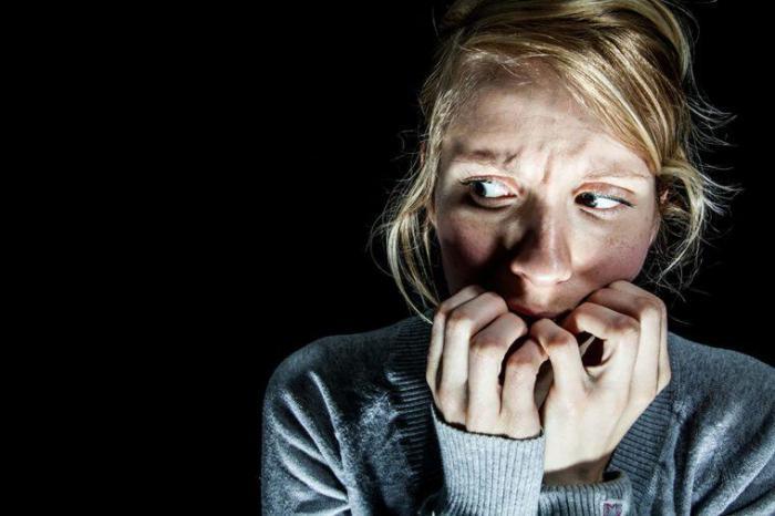 Можно ли испугаться до смерти? (4 фото)
