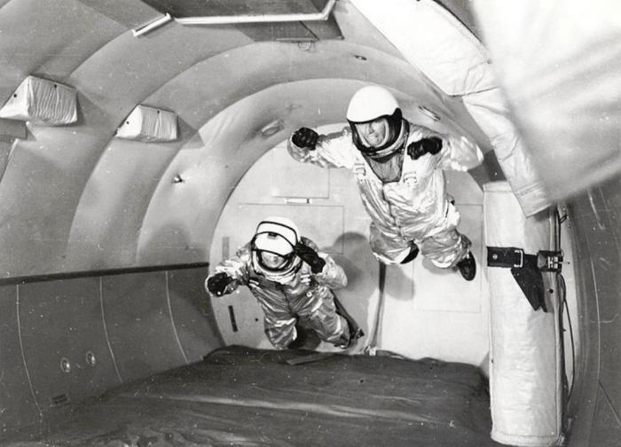 Почему в невесомости рост астронавтов становится больше? Другие интересные факты о космосе (4 фото)