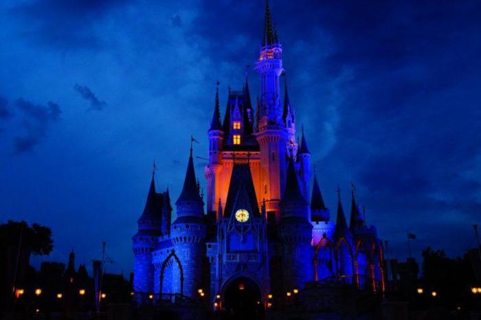 Почему парк Walt Disney's World кажется настолько реальным?