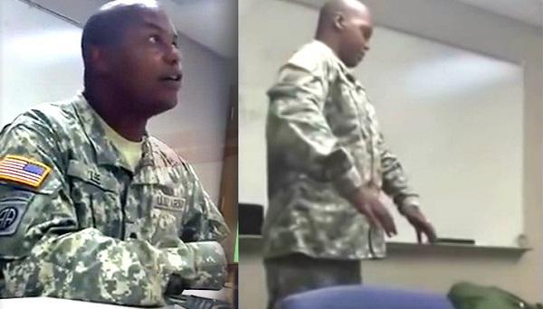 Американский солдат рассказал, что его похищали и он видел три расы пришельцев (+видео)