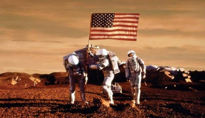 СССР и США уже побывали на Марсе. Видео полета из 70-х годов потрясло Сеть   Pic-09-10-2018-0829371-700x404