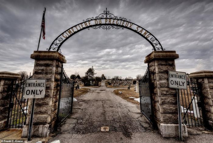 Кладбище Вунсокета