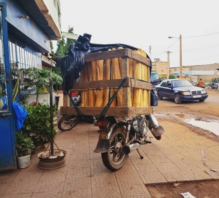 Колониальное прошлое оставило свои следы Бамако, Западная Африка, мали, путешествия, столица Мали, столицы Африки, столицы стран мира