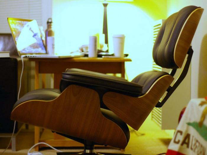 Кресло для отдыха Eames