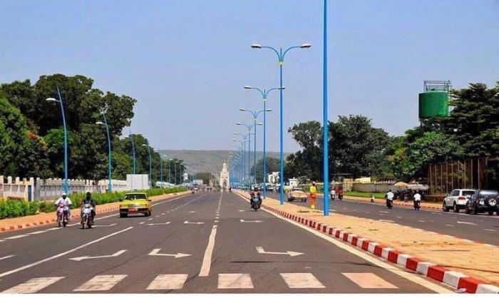 Хотя кое-где всё же есть Бамако, Западная Африка, мали, путешествия, столица Мали, столицы Африки, столицы стран мира