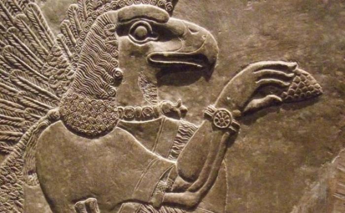 Древнешумерские звездные врата на реке Евфрат, Ирак врата, другие миры, измерение, инопланетный разум, памятники, порталы, технологии