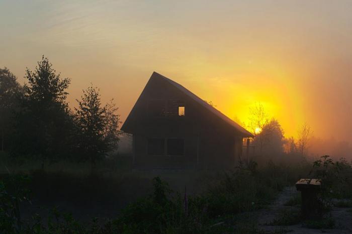 Село Чернаковка, Новосибирская область