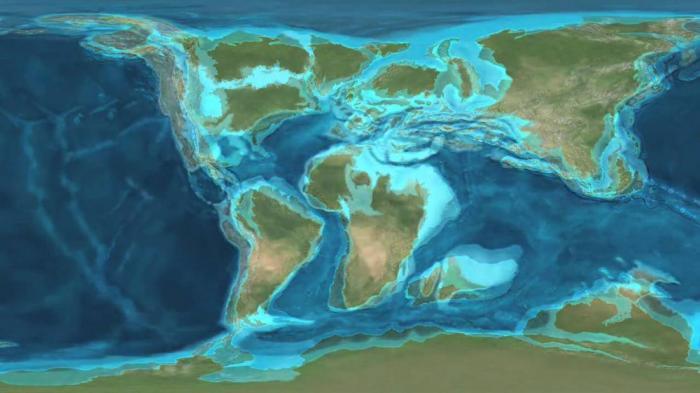 Ученые показали на фото и видео облик Земли через 200 миллионов лет (4 фото + видео)