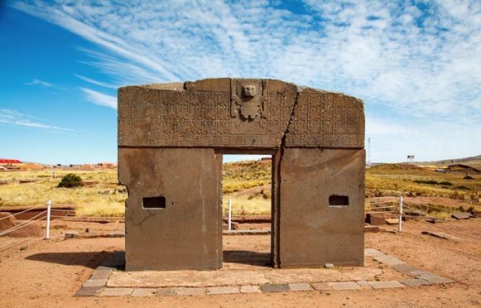 Ворота Солнца, Боливия врата, другие миры, измерение, инопланетный разум, памятники, порталы, технологии