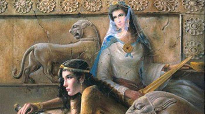 Апраник, воин Сасанидов Дочь персидского военачальника выросла в звуках битвы. Апраник пошла по стопам отца и стала профессиональным солдатом, безо всякой протекции поднявшись от простого бойца до командира. В сражениях против Праведного Халифата девушка приняла командование остатками военных сил Сасанидов и несколько лет выматывала врага внезапными молниеносными атаками.