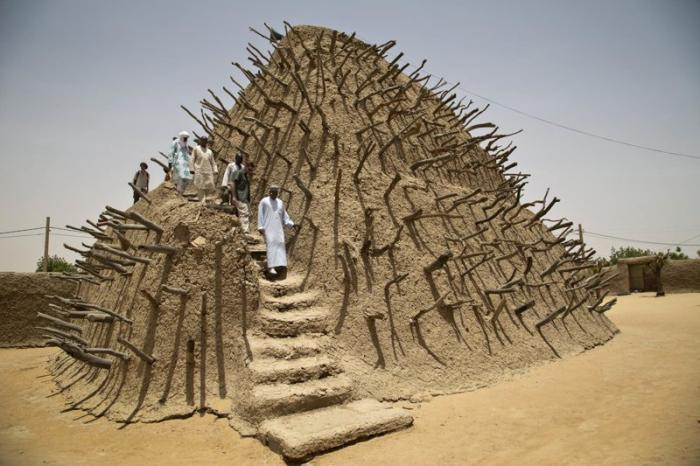 Могила Аскиа Бамако, Западная Африка, мали, путешествия, столица Мали, столицы Африки, столицы стран мира