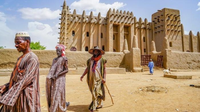 Даже жители столицы испытывают трудности с доступом к питьевой воде Бамако, Западная Африка, мали, путешествия, столица Мали, столицы Африки, столицы стран мира