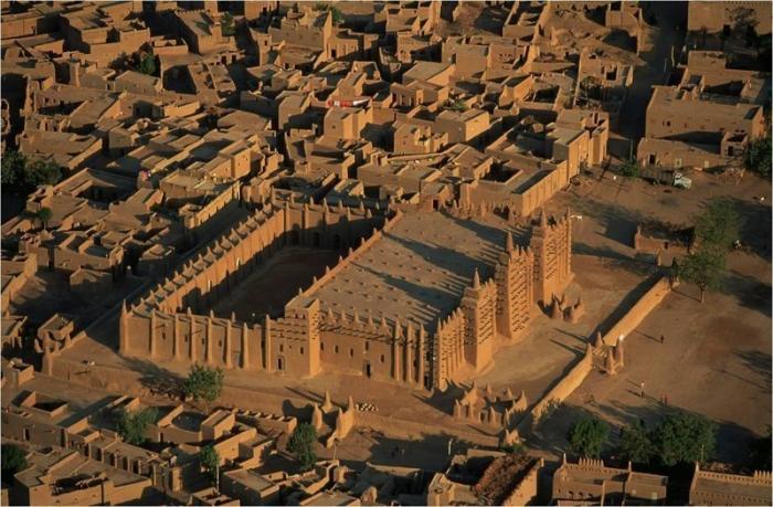 Великая мечеть Дженне Бамако, Западная Африка, мали, путешествия, столица Мали, столицы Африки, столицы стран мира
