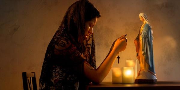 Как правильно молиться дома, чтобы Бог услышал? (4 фото)