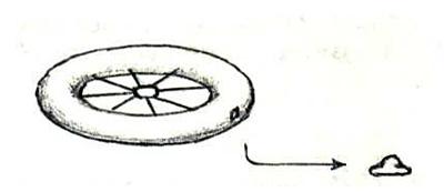 Носитель кольцевой формы типа «рамы» колеса, малые модули — дискоиды. Шаровое скопление М 13 созвездие Геркулеса