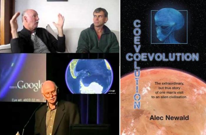 Житель Новой Зеландии рассказал, что десять дней был в плену у инопланетян (4 фото)